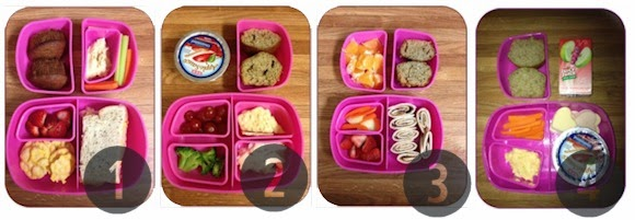 25 Kids Healthy Lunch Ideas