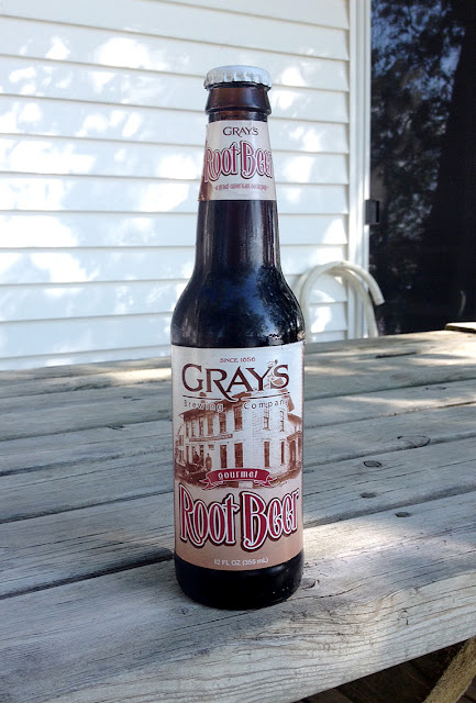 Gray's Brewing Company Gourmet Root Beer