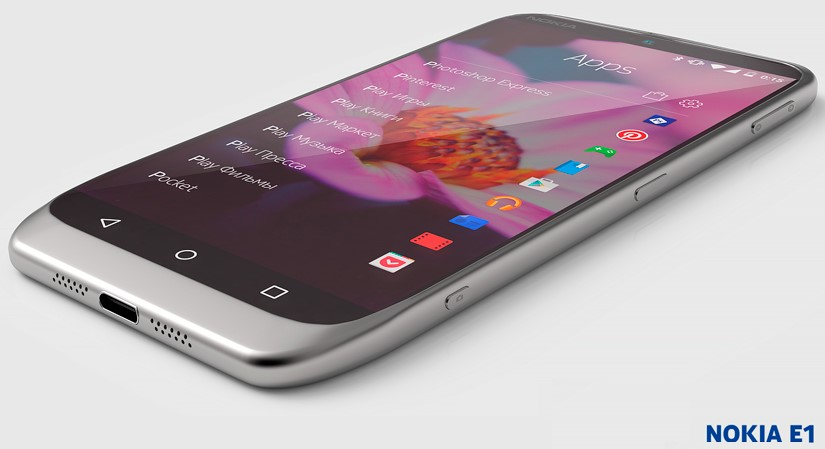 android phone from Nokia