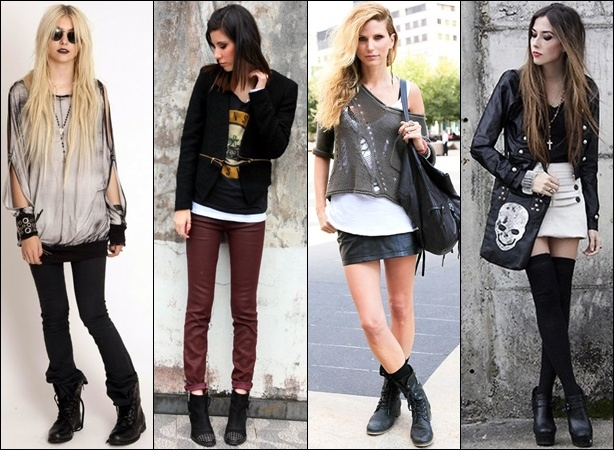 The gallery for --> Glam Rock Fashion For Women 2013