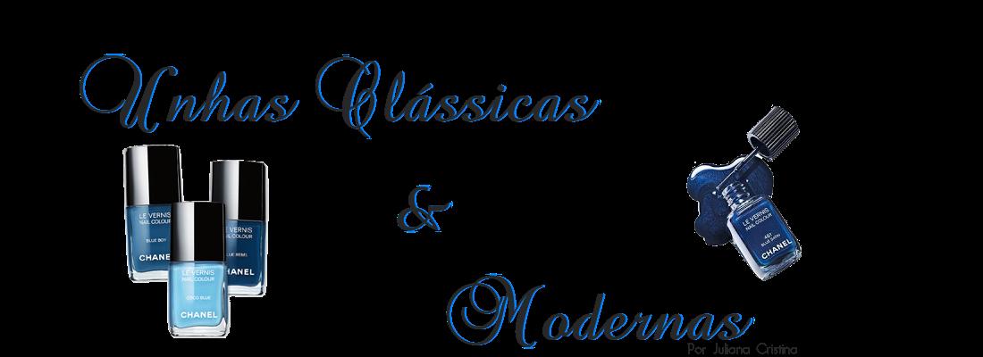 Unhas Clássicas e Modernas