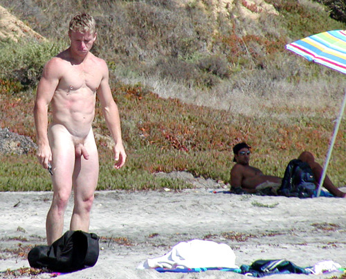 Men Nude Head To Toe