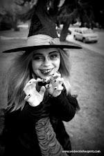 La sorcière Camille...