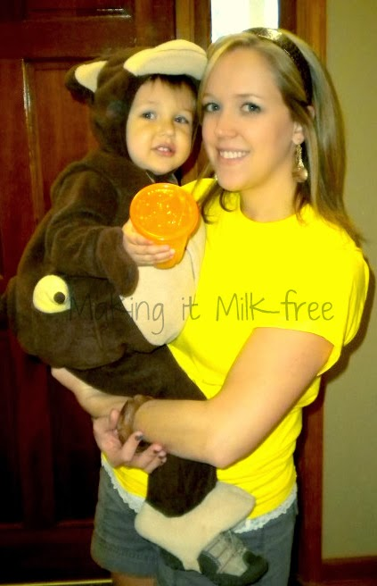 #foodallergies #halloween