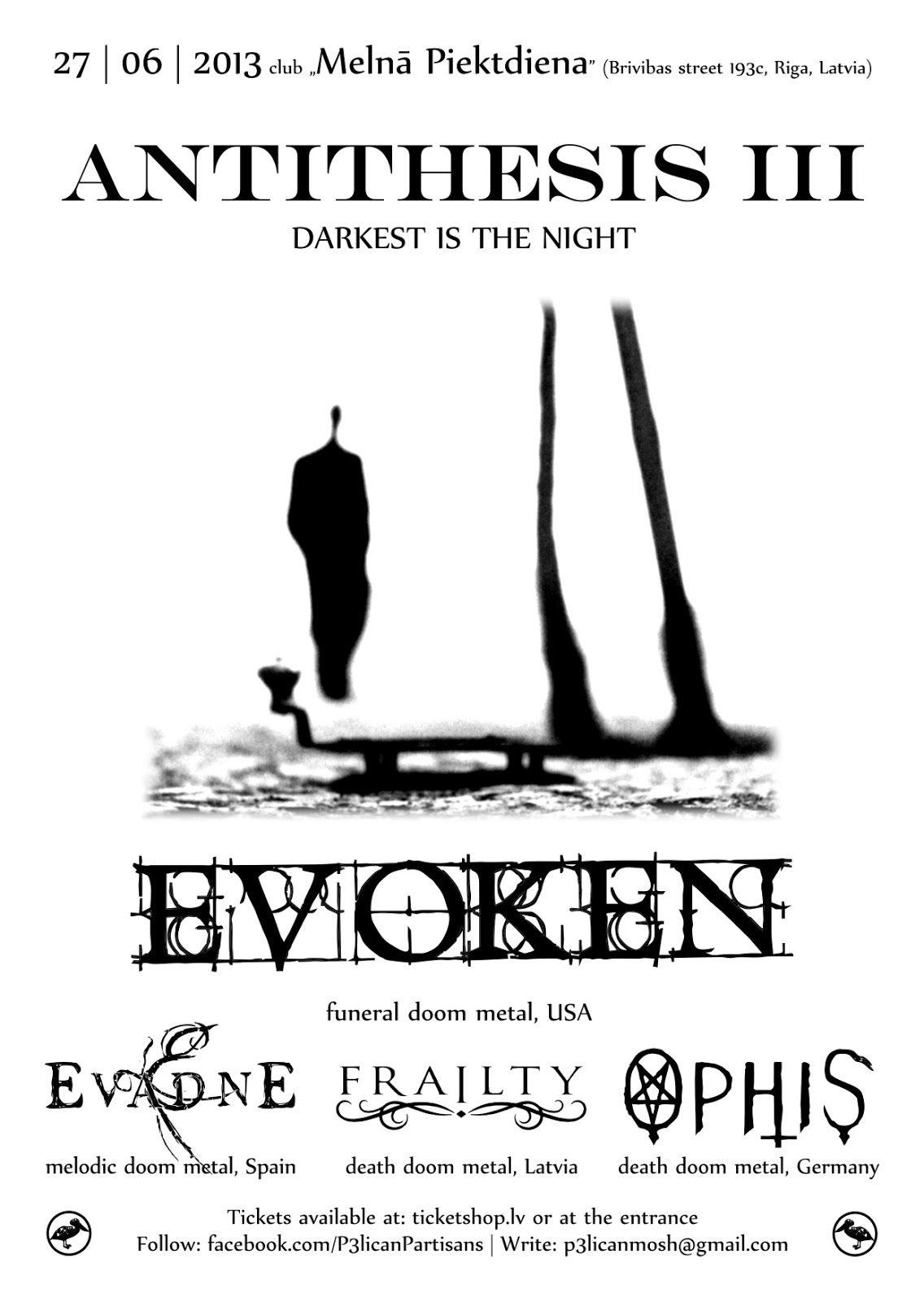evoken - antithesis of light Listen to evoken radio featuring songs from antithesis of light free online listen to free internet radio, sports, music, news, talk and podcasts stream live events, live play-by-play nfl, mlb, nba, nhl, college football, ncaa basketball, and premier league matches cnn, msnbc, fox news, espn.