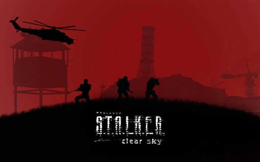 STALKER Clear Sky Download Poster