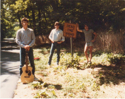Climbing My Family Tree: The Dead End Road (Carl with guitar) - 1970's
