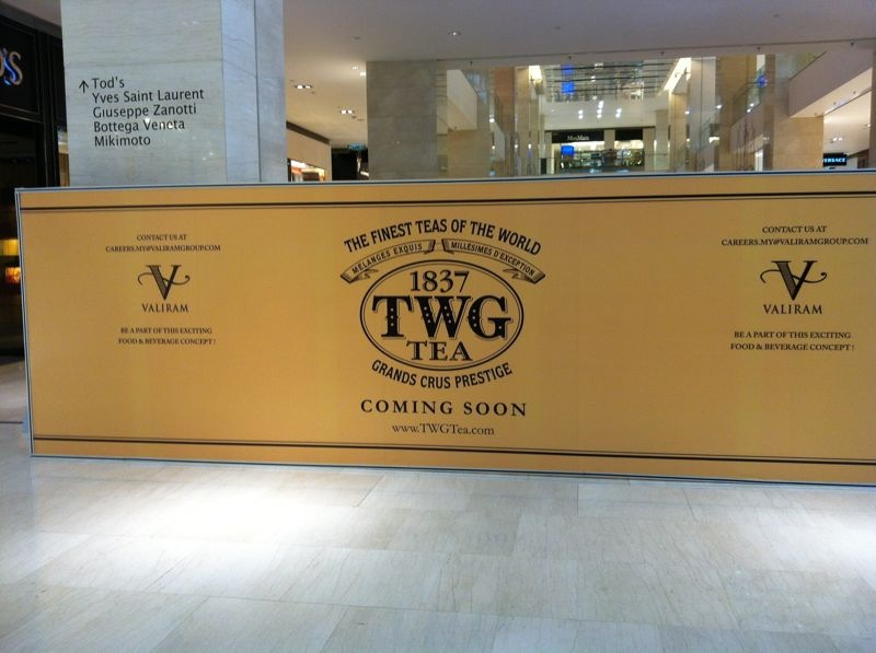 Absolutely lavish would you like a cuppa tea twg tea for Absolutely you salon