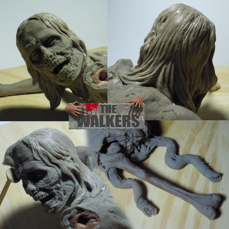 The walkers - Projet 1 Girl13
