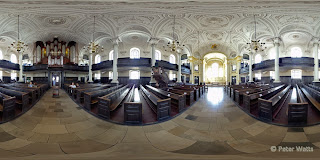 St Martin in the Fields 360 Panorama Image