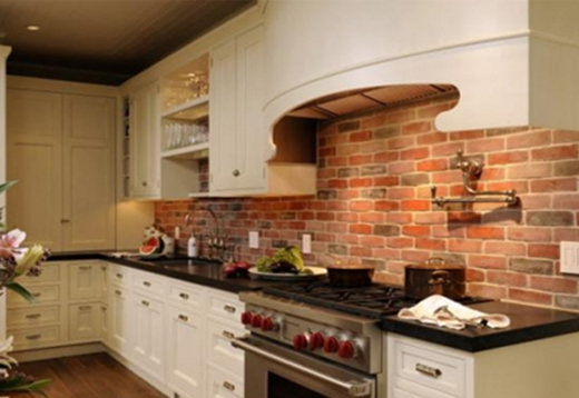 Brick Pavers In Kitchen : Simplifying remodeling trend alert hot trends in