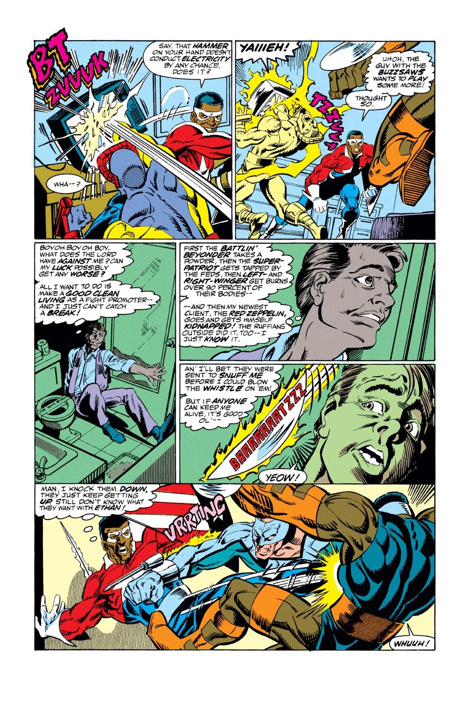 Captain America (1968) Issue #374 #307 - English 21