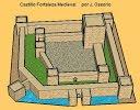 Castillo Fortaleza Medieval