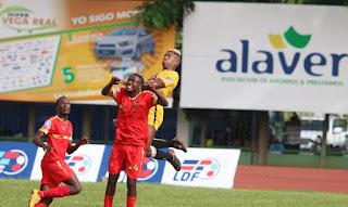 Moca FC y Jarabacoa FC terminan sin goles
