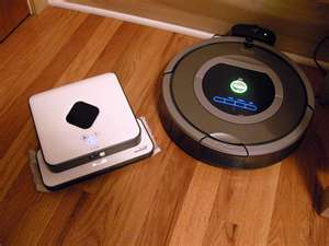 comprar roomba o mint