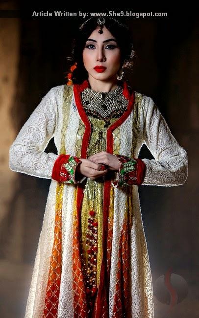 Zahra Ahmad Occasional Wear Pret