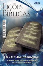 Lições Bíblicas CPAD: 1º Trimestre de 2015