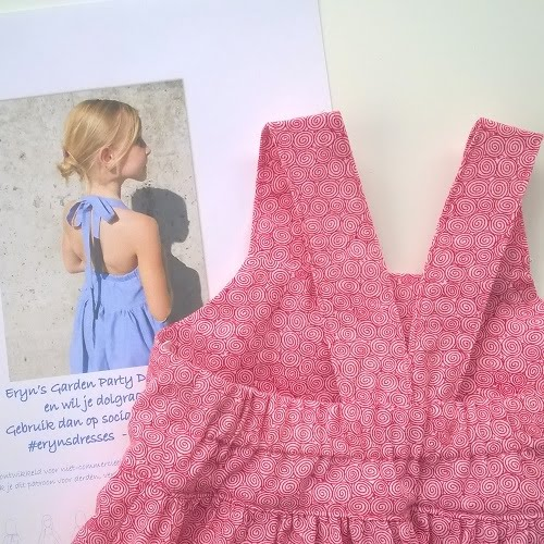 Baby\'s Summer Dress: a free sewing pattern from \