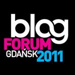 Blog Forum Gdańsk 2011 - do zobaczenia