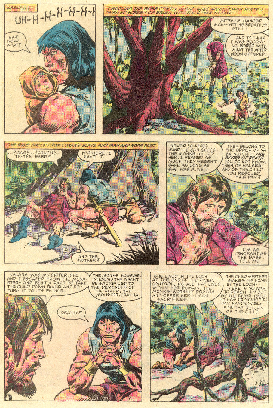 Conan the Barbarian (1970) Issue #136 #148 - English 5