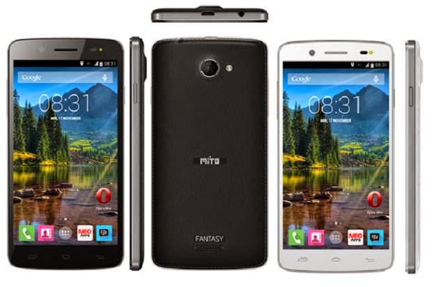 Harga HP MITO A60 Fantasy U Dan Spesifikasinya Terbaru 2015