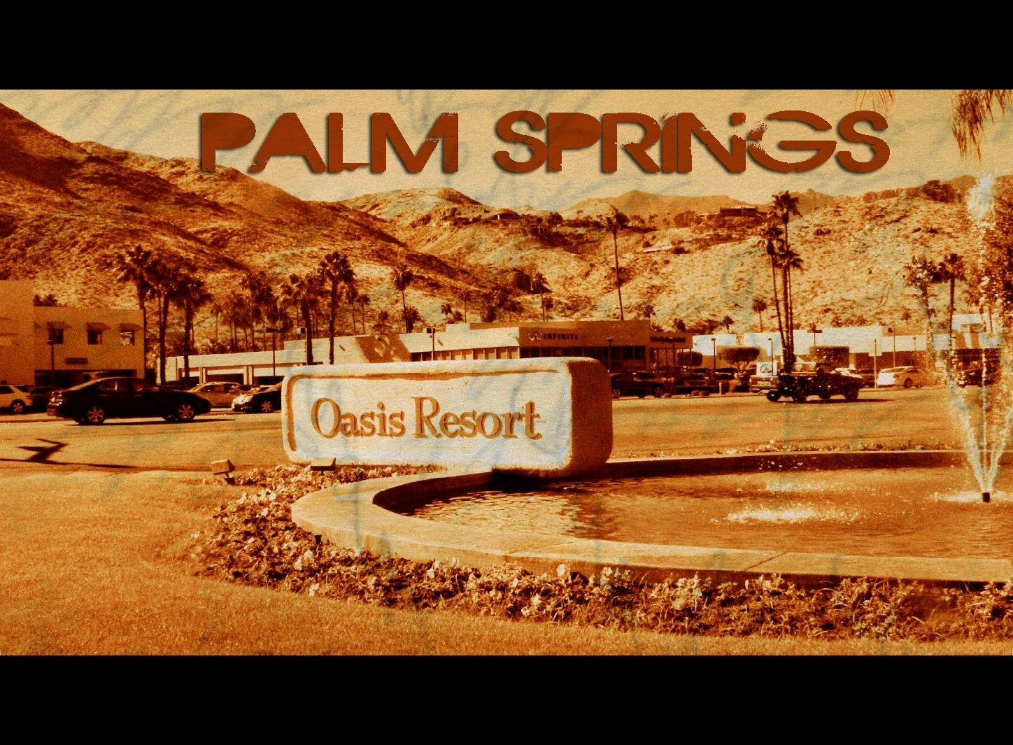 Palm Springs CA Oct 10 - 24 2015
