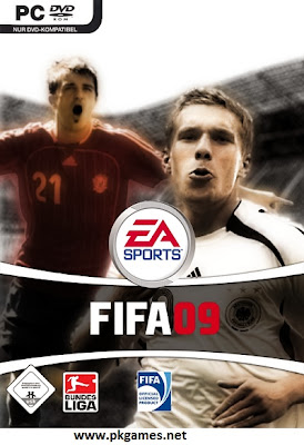 FIFA 2009 PC Fully Compressed Download