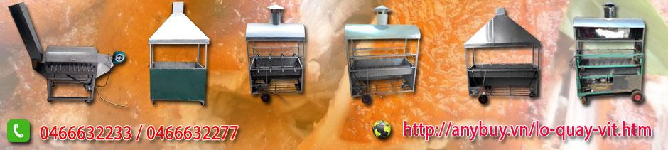 Lò nướng vịt Vân Đình