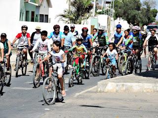 Passeio Ciclístico marca abertura da IV Semana do Bebê em Cuité