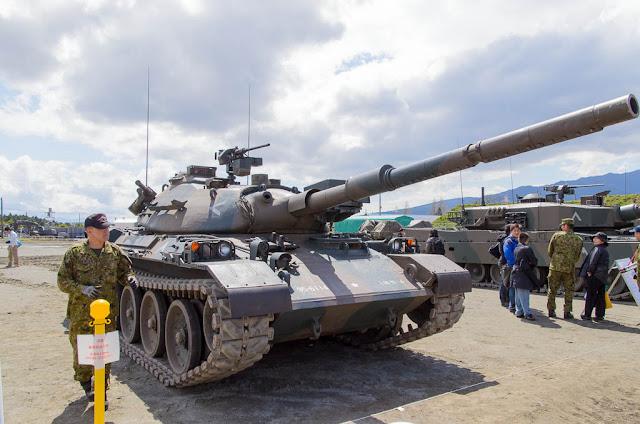 74式戦車の画像 p1_13