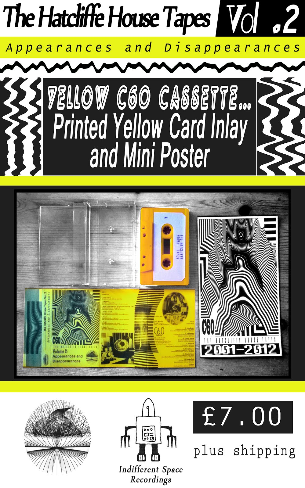 Volume 2 (C60 Yellow Cassette)