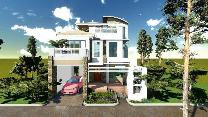 Philippines model houses design