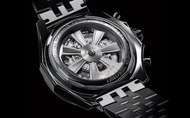 Breitling Bentley Barnato Watch