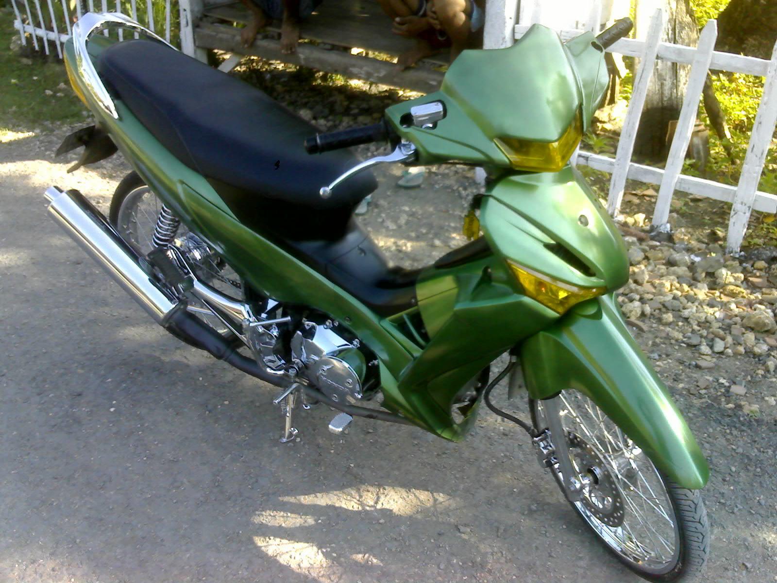 Modifikasi Honda Supra X 125 2012 title=