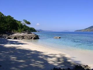 Visitindonesia; Kepa Island, A Virgin Marine Commons Inward Due East Nusa Tenggara