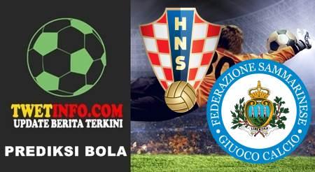 Prediksi Croatia U21 vs San Marino U21