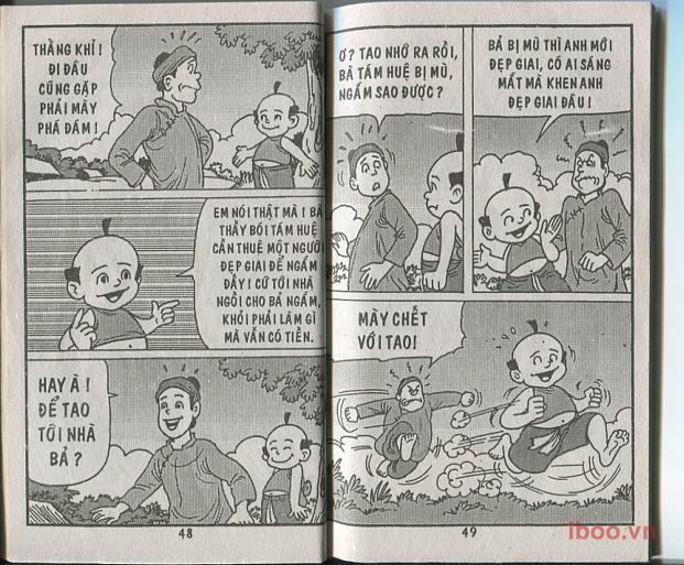 Truyện tranh Trạng Quỷnh Tập 200 trang 24