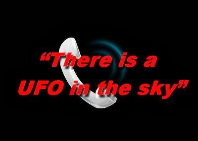 UFO Calls To Hertfordshire Police Department