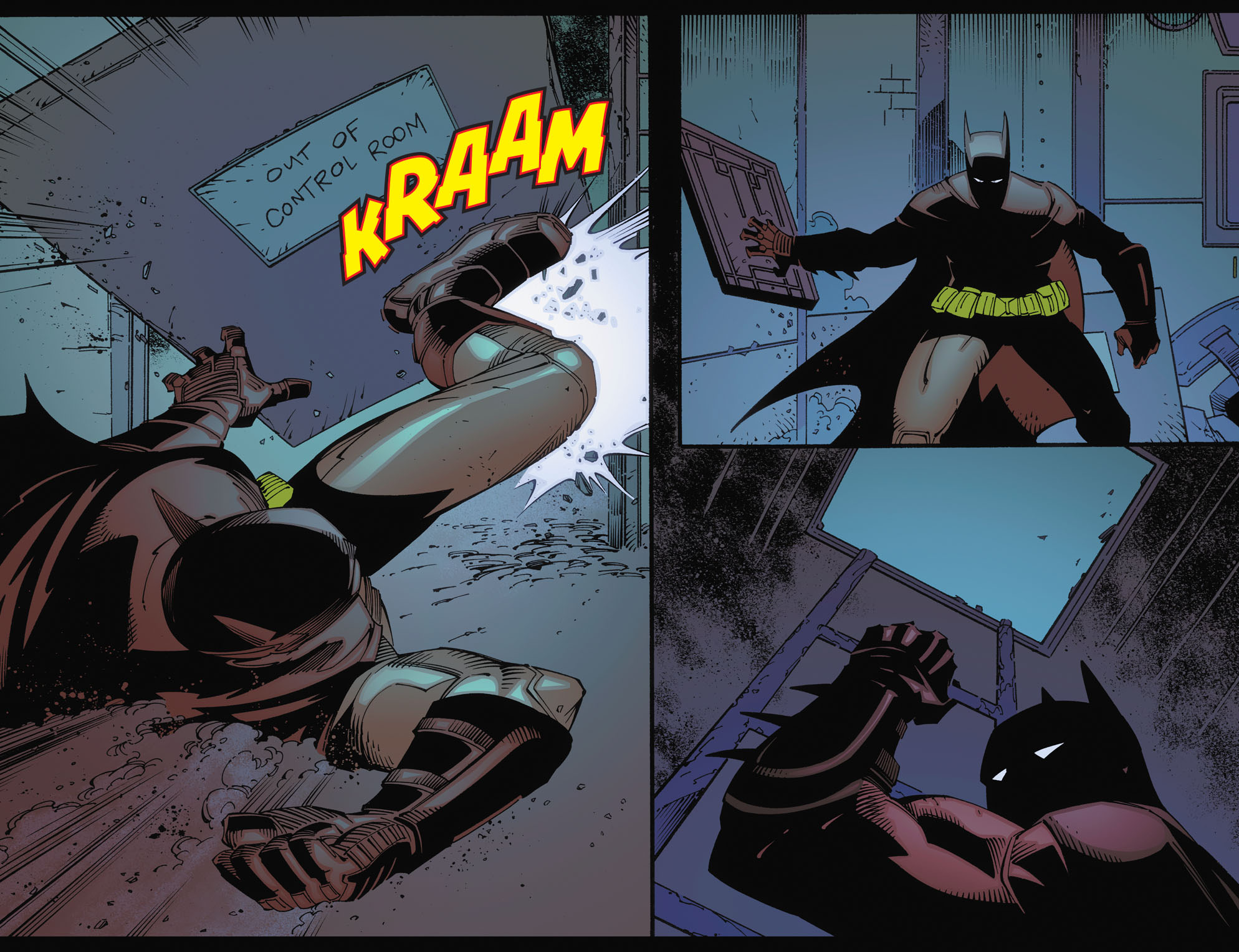 Batman: Arkham Knight [I] Issue #5 #7 - English 20