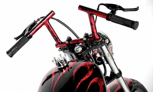 Modifikasi Motor GL Gaya Brat Style Terbaik 2015