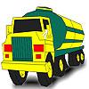 Pinte o caminhão tanque nestes jogos!