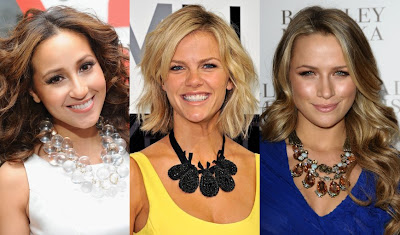 Statement Necklace Jewelry Celebrity Trends of 2011