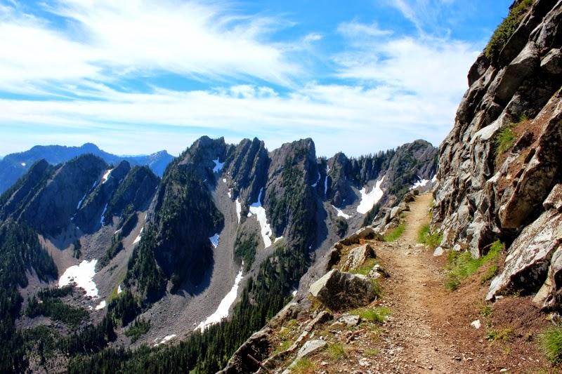 Today I...: Post #420: Kendall Katwalk Trail