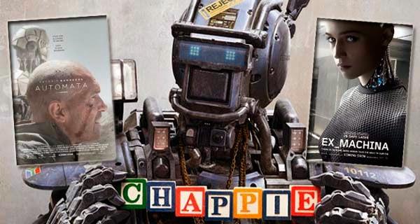 "tráilers de ""Automata"", ""Ex_Machina"" y ""Chappie"""