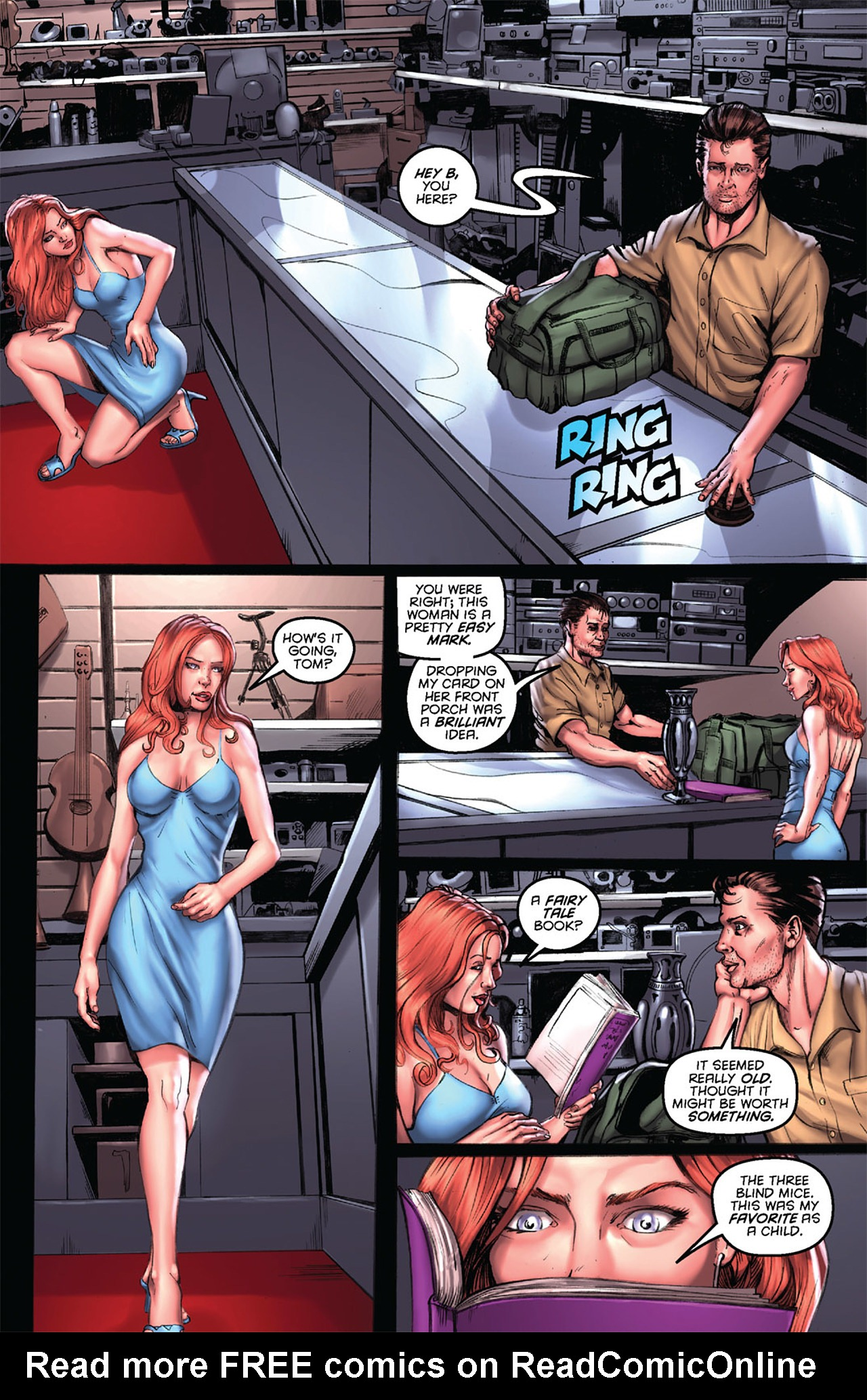Grimm Fairy Tales (2005) Issue #27 #30 - English 8