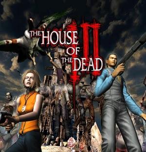 Los 10 mejores videojuegos de Zombis - The House of the Dead 3
