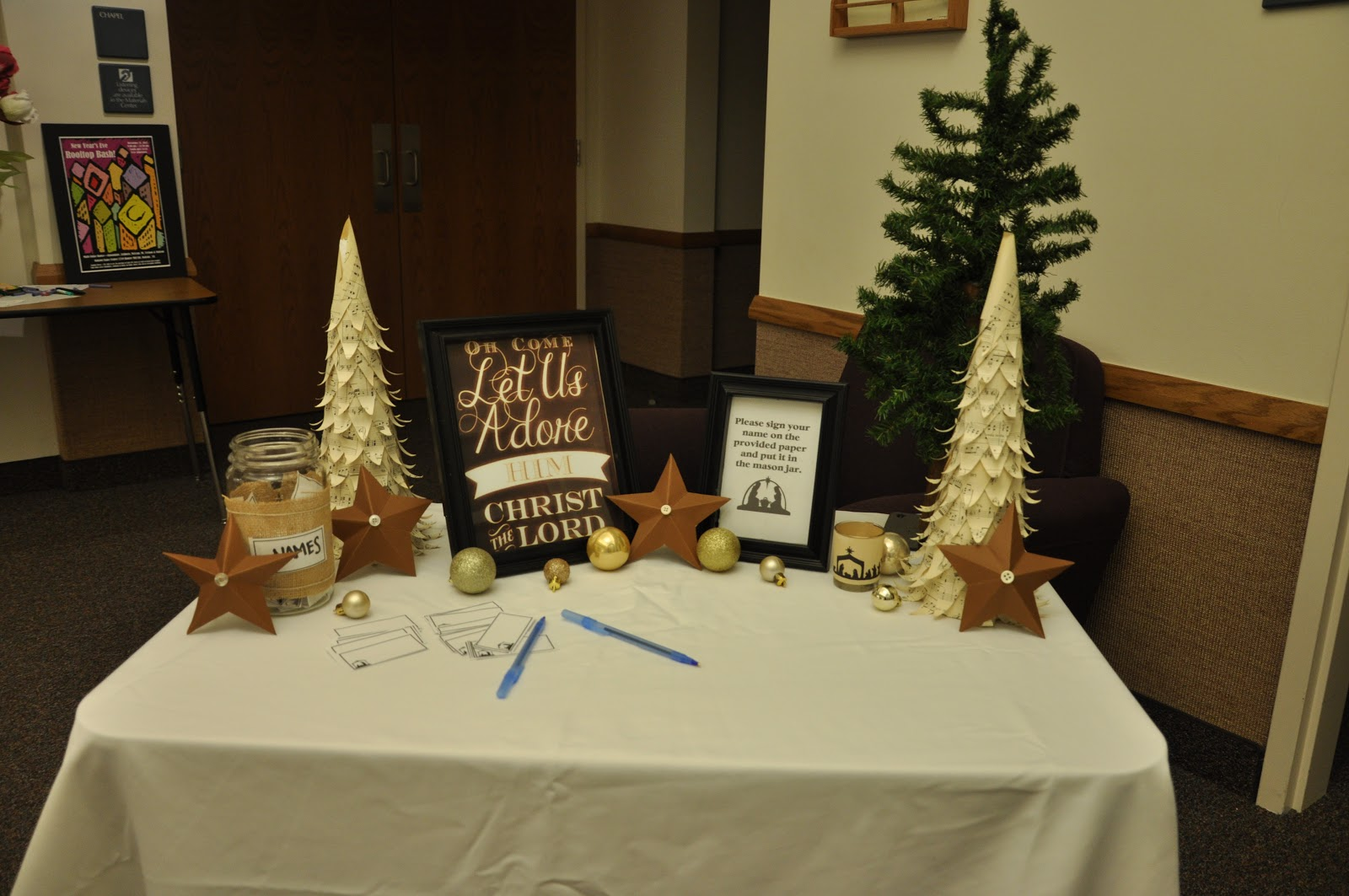 Lds Ward Christmas Party Ideas Part - 23: Relief Society Christmas Program 2012