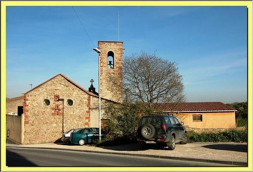 Parròquia santa Coloma Cervelló