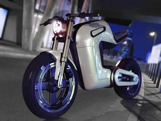 BOLT Electric Motorbike 1
