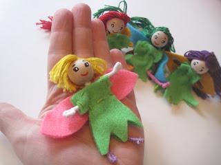 Fairy Bendy Dolls Tutorial